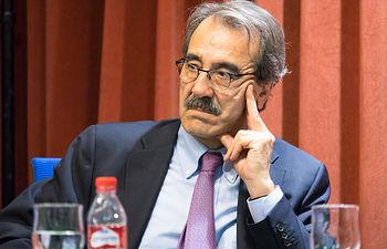 Emilio Ontiveros, catedrático de Economía de la Empresa de la UAM