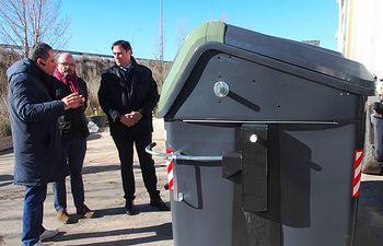 El Ayuntamiento contará con 141 nuevos contenedores todos adaptados para personas con discapacidad