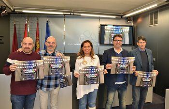 FECOM y Albacete Centro recuperan, con el apoyo del Ayuntamiento de Albacete, el concurso de decoración de escaparates navideños.