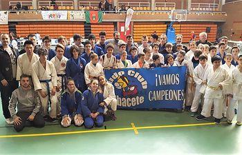 C.D. Judo Club Albacete-Escolapios