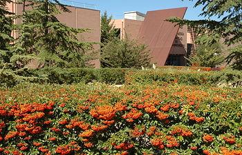Facultad de Humanidades del campus de Albacete, centro donde se celebrará el ciclo.