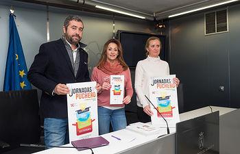 Presentación de las Jornadas del Puchero en Albacete