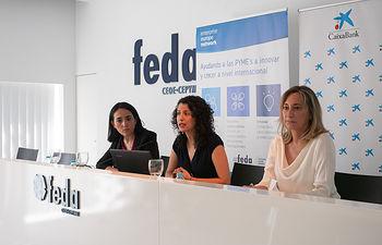 """Última conferencia del ciclo de """"Conferencias de Impacto IN-FEDA"""""""