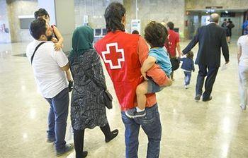 Refugiados (Foto: Pool Moncloa)