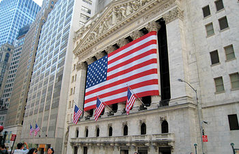 Las hipotecas subprima de EEUU parecen ser la causa de la volatilidad de los mercados. Foto: Bolsa de New York.