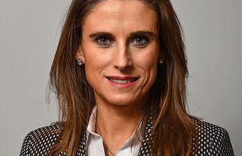 Directora Territorial de CaixaBank en Castilla –La Mancha y en Extremadura, Isabel Moreno.