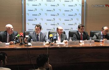 GlobalCaja celebra el Consejo Rector en Albacete.
