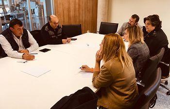Reunión Cs Albacete.