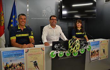 Presentación II Maratón Roller 'Ciudad de Albacete'