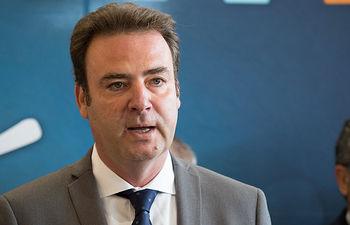 Juan Martínez Moraga, presidente del IFAB