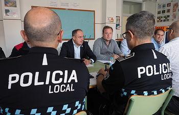 Reunión del comité asesor del PLATEMUN. Foto: La Cerca - Manuel Lozano Garcia