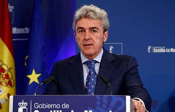 Leandro Esteban Consejo Gobierno_1 210515. Foto: JCCM.