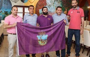 Acto de apoyo a los equipos deportivos de Guadalajara