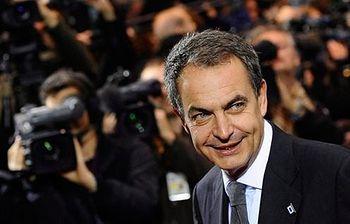 José Luis Rodríguez Zapatero. Foto: EFE.