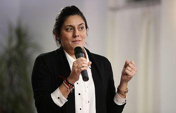 Beatriz Jiménez, diputada nacional del Partido Popular por Cuenca.