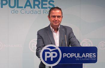 José Alverto Martín-Toledano, diputado regional.