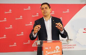José Manuel Bolaños,  secretario de Organización del PSOE.