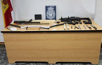 Detenido un individuo como presunto autor de un delito de enaltecimiento del terrorismo. Foto: Ministerio del Interior