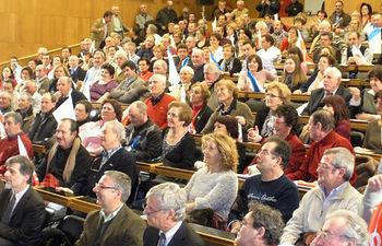 Blanco junto al alcalde de Ginebra