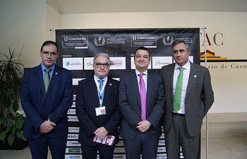 II Congreso del Colegio Oficial de Enología de Castilla-La Mancha.