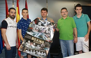 Albacete será epicentro del boxeo mundial el 18 de junio con una velada histórica.