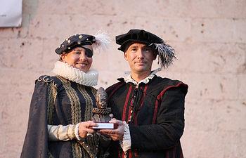 Premio Princesa de Eboli.