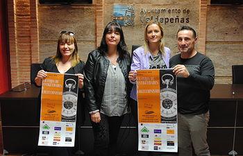 Presentación VII Feria de Antigüedades y Coleccionismo de Valdepeñas.