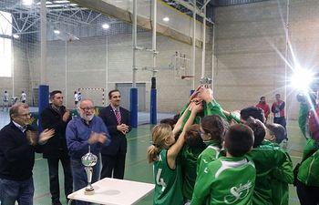 Torneo Globalcaja de Baloncesto Alevín de Albacete