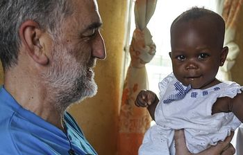 Juanma López Iturriaga, nombrado embajador de UNICEF Comité Español en el Día Internacional del Legado Solidario.