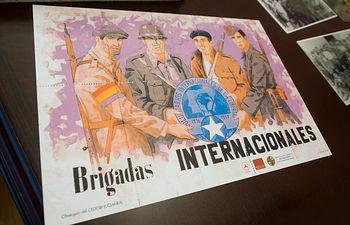 Material del CEDOBI en el Instituto de Estudios Albacetenses