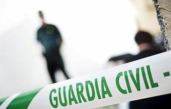 Guardia Civil. Foto: EFE.
