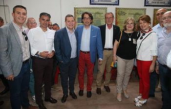 El presidente de Castilla-La Mancha, Emiliano García-Page, ha asistido a la 48 edición de la tradicional corrida de toros a beneficio de Asprona. (Fotos: Ignacio López//JCCM)