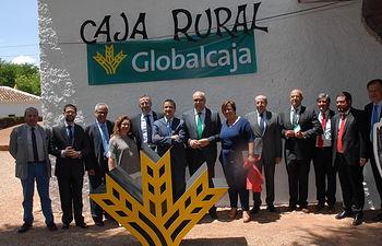 Globalcaja, de nuevo, protagonista en Fercam, como una muestra mas de su compromiso y apoyo al mundo agroalimentario