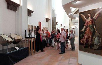 Casi 3.000 personas han visitado ya las exposiciones organizadas por el Gobierno regional en Molina de Aragón. Foto: JCCM.