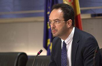 Antonio Hernando. Archivo.