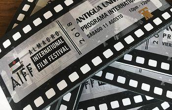 El Festival Internacional de Cine de Almagro (Ciudad Real) saca a la venta 2.900 entradas para su primera edición