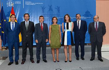 García Tejerina toma posesión SEMA. Foto: Ministerio de Agricultura, Alimentación y Medio Ambiente