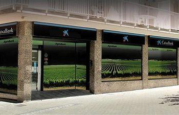 Oficina de AgroBank.