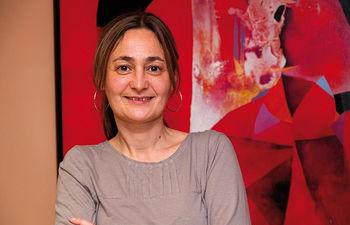 María Luz Rodríguez, consejera de Trabajo y Empleo de la Junta de Comunidades de Castilla-La Mancha.