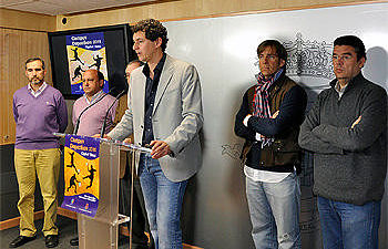 Presentación de los Campus Deportivos de Verano