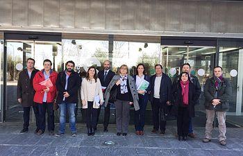 La Mesa Sectorial del SESCAM aprueba la Oferta de Empleo Público 2016 y el Pacto de Estabilización del Empleo. Foto: JCCM.
