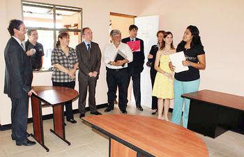Lamata inauguró, en Managua, el Centro Nacional de referencia para la Atención a Drogodependientes de Nicaragua
