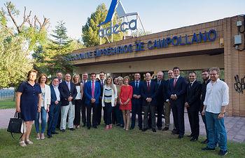 Asamblea General Anual 2016 de ADECA