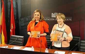 Conferencia de Elvira Sánchez Muliterno y entrega de un libro sobre 24 mujeres, el próximo día 11 en el salón de Actos de la Diputación