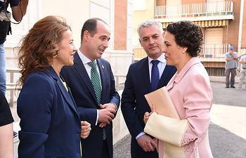 Constitución de la nueva Corporación de la Diputación de Guadalajara. (Fotos: José Ramón Márquez // JCCM)