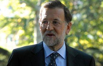 Mariano Rajoy fen una oto de archivo. Foto: Foto de archivo.
