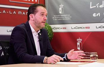 """Antonio Martínez Iniesta, representante en Castilla-La Mancha de \""""Reacciona por España\"""""""