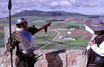 La Consejería de Cultura manifiesta el apoyo expreso a la candidatura Campo de Montiel-Patrimonio de la Unesco