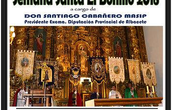 Pregón Semana Santa El Bonillo 2018