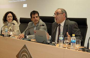 Rodríguez Sendín en un momento de su intervención